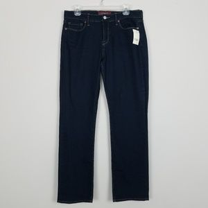 Lucky Brand NEW Sofia Straight Jeans A1704